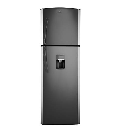 Refrigerador Automático 11 pies Gris Mabe