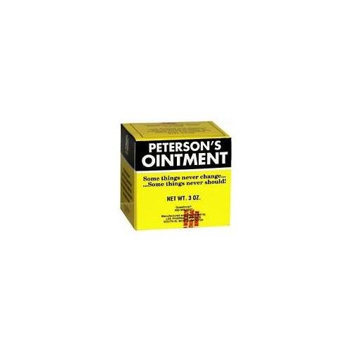 Peterson's Ointment 3 OZ - Buy Packs and Save (Pack of 2)