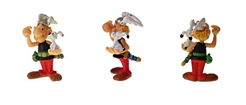 PLASTOY -Asterix-Asterix & IDEFIX 2