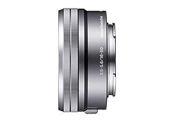 Sony SELP1650 16-50mm Power Zoom Lens  Silver Bulk Packaging   Renewed