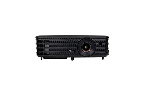 Optoma S331 DLP Projektor (SVGA, 3200 Lumen, 22.000:1 Kontrast, 3D, Zoom 1,1x)