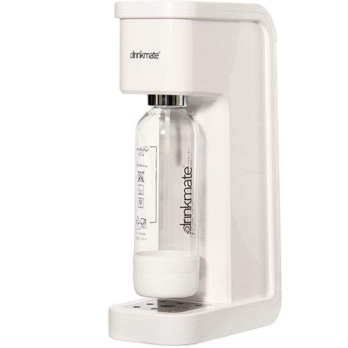 [ドリンクメイト] 炭酸水メーカー マグナムシリーズ スマート 水専用 (ホワイト) DRM1003