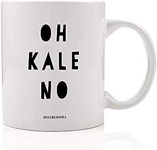 oh kale no mug