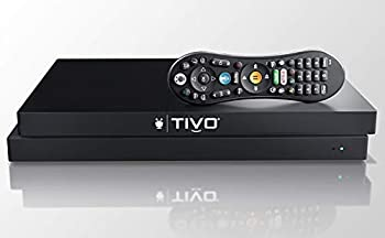TiVo Edge for Cable | Cable TV DVR and Streaming 4K UHD Media Player with Dolby Vision HDR and Dolby Atmos