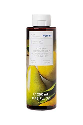 KORRES BERGAMOT PEAR Revitalisierendes Duschgel, 250 ml