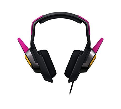 Razer RZ04-02400100-R3M1 - Auriculares para Juegos D.Va diseño, Color Negro