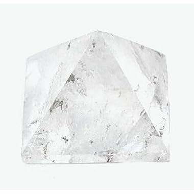 Quartz Crystal Pyramid 1 1/4- 1 1/2