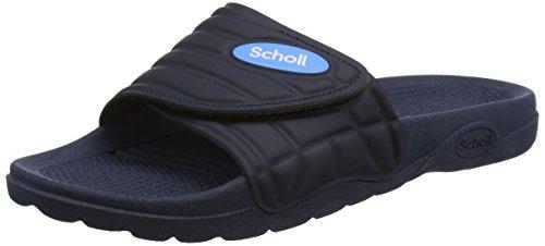 Scholl sea Slippers Nautilus (Blau, Numeric_43)