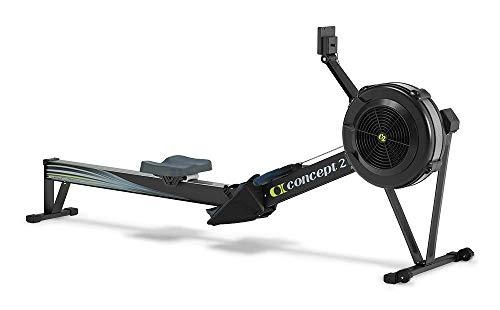 Concept2 Model D Indoor Rowing Machine with PM5 Performance Monitor, Black (Renewed)