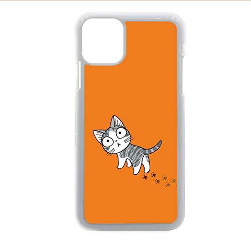 Gogh Yeah A Prueba De Choques Impresión Cute Cartoon Cat para Mujeres Compatible con Samsung Galaxy S 20 Shell Hard Pc Choose Design 86-5