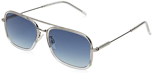 Tommy Hilfiger TH 1715/F/S gafas de sol, PALLADIUM, 58 para Hombre
