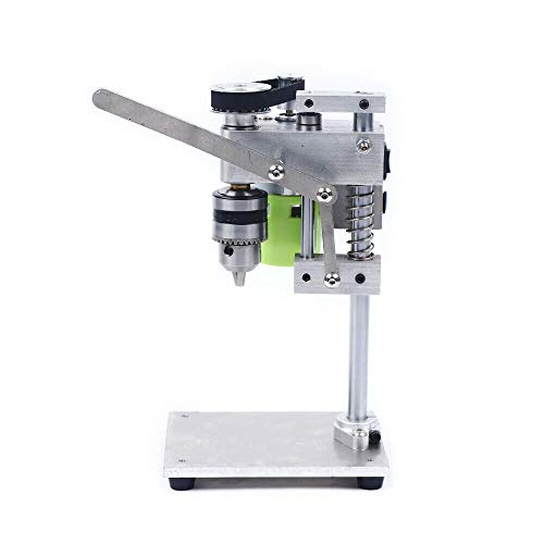 Purchase 100-240V 100W DIY Mini Drill Press Bench-Workbench Compact Wood Drilling Machine,795 Motor ...