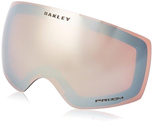 Oakley Unisex Flight Deck Ersatzsonnenbrillengläser, violett, Einheitsgröße