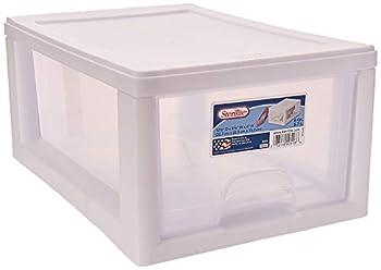 Sterilite 20518006PK2  Sackable Storage Drawer Pack of 2