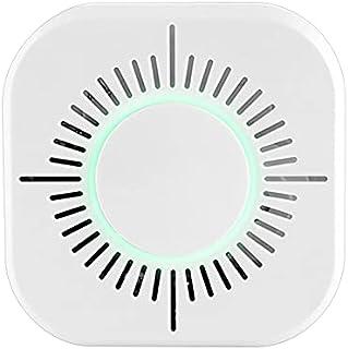 433 MHz Sirene Rook CO Detectie Alarm, Draadloze Rook en Koolmonoxide Detector Alarm Voor Smart Domotica, Werk Met Sonoff ...