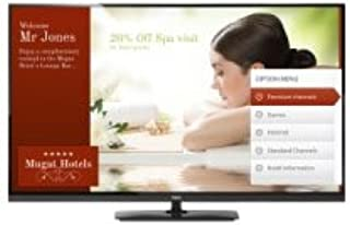 2RG1796 - NEC Display E554 55quot; 1080p LED-LCD TV - 16:9 - HDTV 1080p - 120 Hz