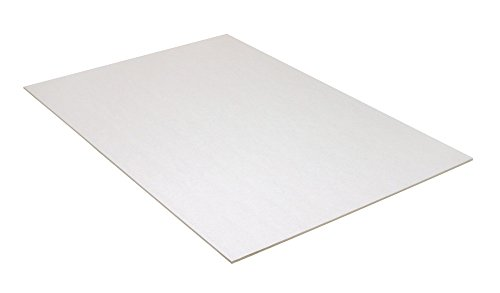 "UCreate Foam Board, White, Matte, 20"" x 30"", 10 Sheets"