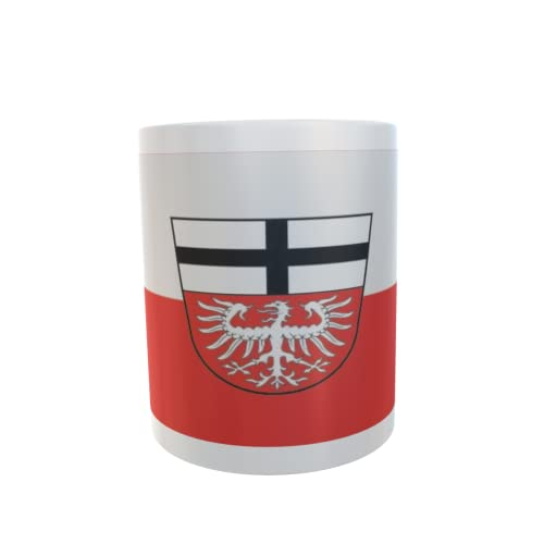 U24 Tasse Kaffeebecher Mug Cup Flagge Bad Neuenahr-Ahrweiler OT Ahrweiler