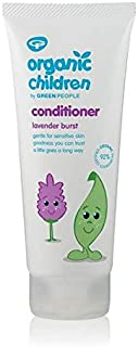 [Green People ] 有機子どもラベンダーコンディショナー200Ml - Organic Children Lavender Conditioner 200ml [並行輸入品]