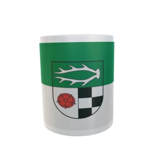 U24 Tasse Kaffeebecher Mug Cup Flagge Herten