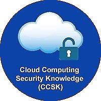 IT Cloud Computing Expert - Guía de aprendizaje basado en video con guía de autoestudio acreditado en línea, color CCSK.