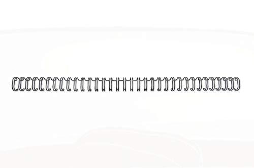 Gbc 47900E - Accesorio para encuadernado, metal, A4, Portugal, negro