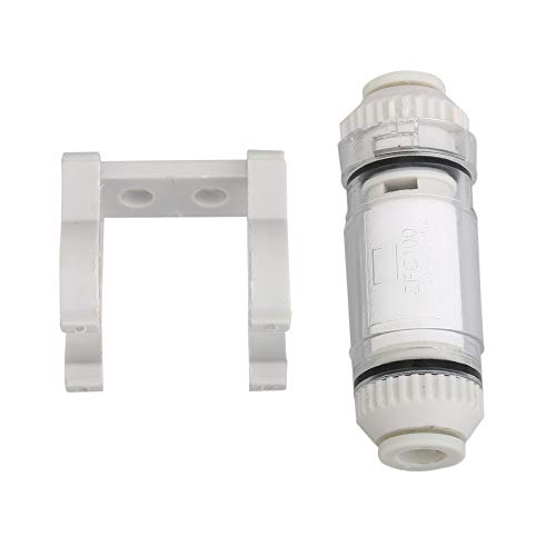 Mxfans Vacuum Filter ZFC100-04B Replacement Air Suction Filter for 4 mm OD Tube