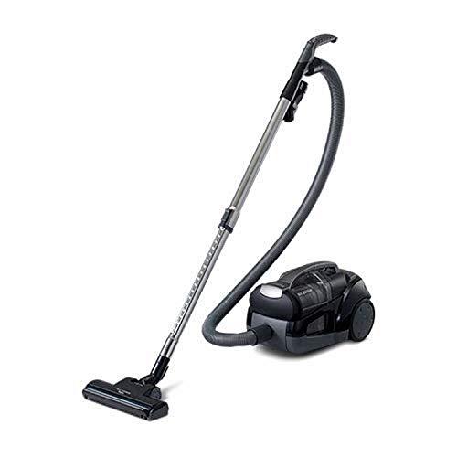 Panasonic MC-CL565 2000-watt Bagless Vacuum Cleaner, 220-volt (Not for USA - European Cord), Medium, Black