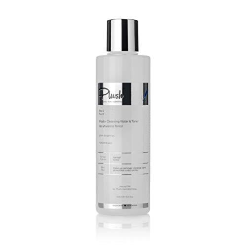 Luxury BIO Cosmetics - micellaire & Tonic Eau Nettoyant Visage - tangerines vert, 250 ml
