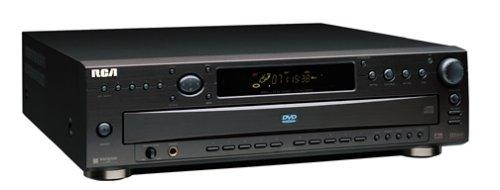 Best Bargain RCA RC5910P 5-Disc DVD Player