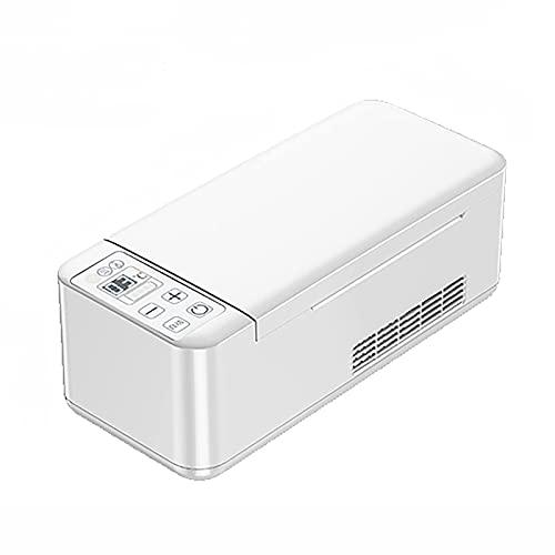 Enfriador de insulina portátil Caja refrigerada - Enfriador de insulina Estuche de viaje Refrigeradores de automóvil Mochila Refrigerador de medicamentos