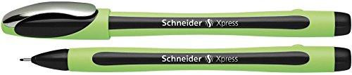 Schneider Xpress Fineliner Faserspitze schwarz