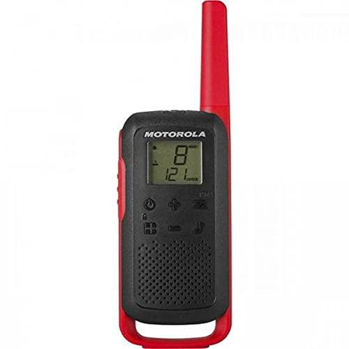 Rádio Comunicador Talkabout 32km T210BR Vermelho/Preto