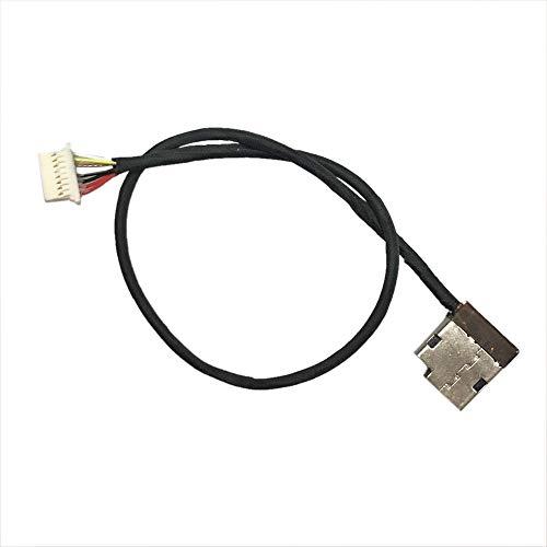 Gintai Reemplazo del cable de arnés CC para HP Stream 14-cb000 14-cb100 14-cb013wm