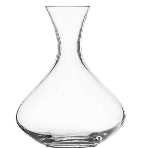 Schott Zwiesel Cru Classic Decanteerkaraf, Tritan Kristalglas met Drop Protect beschermlaag, Transparente, 195 mm