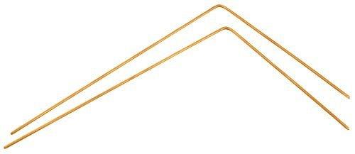 Ruten - Pendel - Tensoren|Wnschelruten - Wnschelrute 24 x 16 cm