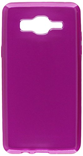 HR Wireless Cell Phone Case for Samsung Galaxy On5 - Hot Pink