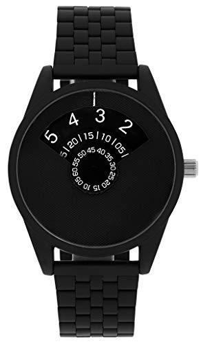 SOFTECH London Lässige Uhr SE393 Black
