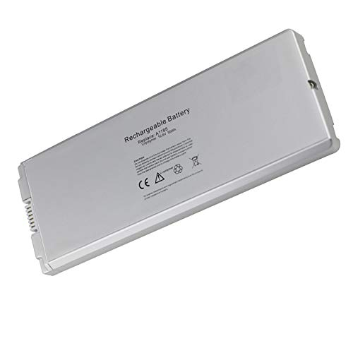Bay Valley Parts 55WH Battery for Apple MacBook 13' A1185 A1181...