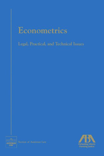 Download Econometrics: Legal, Practical, and Technical Issues 1590315170