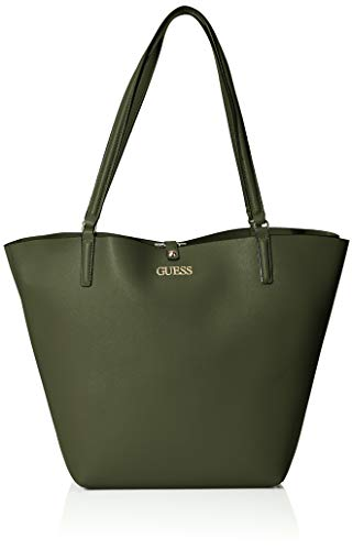 GUESS Alby Toggle Tote, Forest