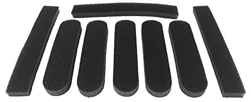 "Best Deals Replacement Universal Foam Pads Kit 5/16"" Giro and Bell Bike Cycling Helmet"