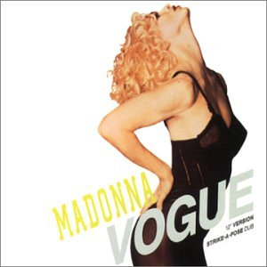 Madonna【Vogue】歌詞を和訳して意味を徹底解説!美しさと新しい人生を見つける場所とは?の画像