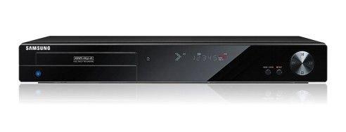 Samsung DVD SH 873 DVD- und Festplattenrekorder 160 GB (USB 2.0, DivX-Zertifiziert, HDMI, Upscaling 1080p; DVB-T) schwarz