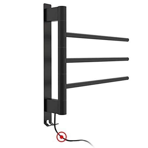 ZXCV Toallero Electrico Temperatura Constante Seco De Toalla Eléctrica Rack 180 °...