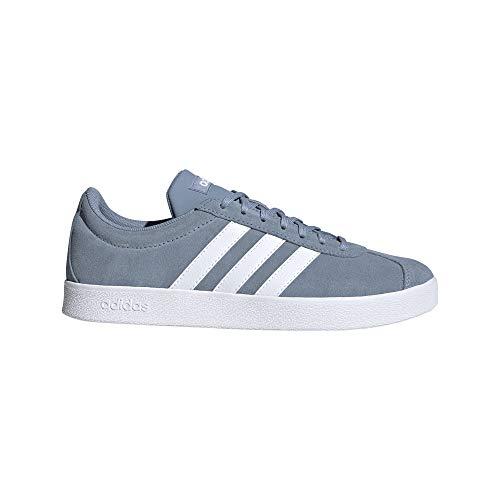 adidas Damen VL Court 2.0 Fitnessschuhe, Azutac/Ftwbla/Gripal, 36 EU