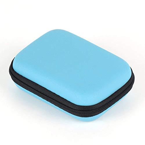 SONGAI Exquis Taille compacte Multifonction EVA Banque d'alimentation du Disque Dur Sac de Rangement antichocs de Transport boîte de Rangement Boîte avec Fermeture éclair