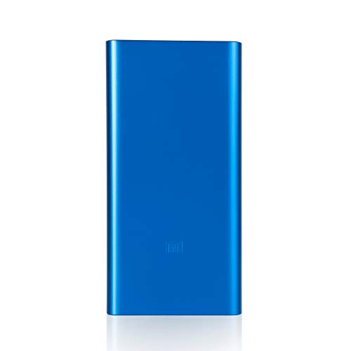 Mi Power Bank 3i 10000mAh (Metallic Blue) Dual Output and Input Port | 18W Fast Charging