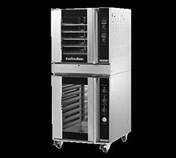 Moffat G32D5/P8M Turbofan Gas Full Size Convection Oven With Digital Controls & P8M Proofer Holding Cabinet