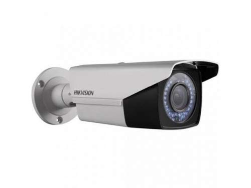 Hikvision Varifocal 2.8~12mm HD 1080P/2MP 4-in-1 IR Bullet Camera DS-2CE16D0T-VFIR3F (HD-TVI/AHD/HD-CVI/960H)